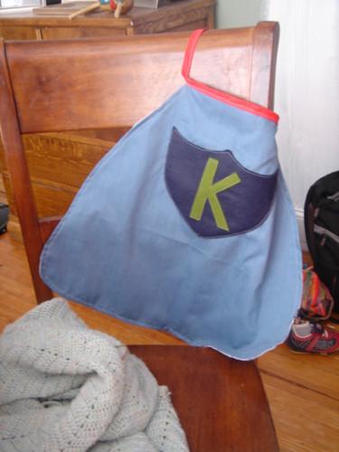 Cape for Kai