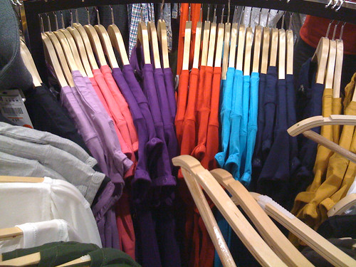 Colored T's
