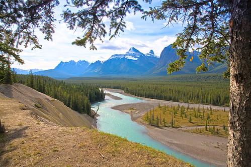 Athabasca River por dicktay2000.