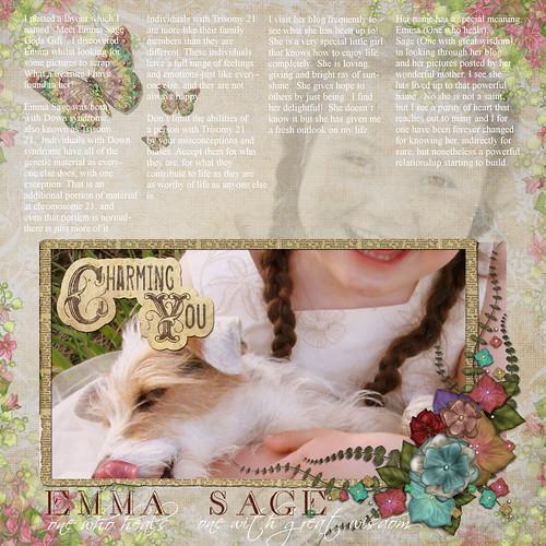Emma Sage Charming you