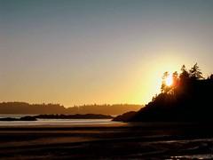Tofino (losy) Tags: sunset canada beach paradise vancouverisland tofino westcoast pacificrim losy goodsurfing flickrtravelaward