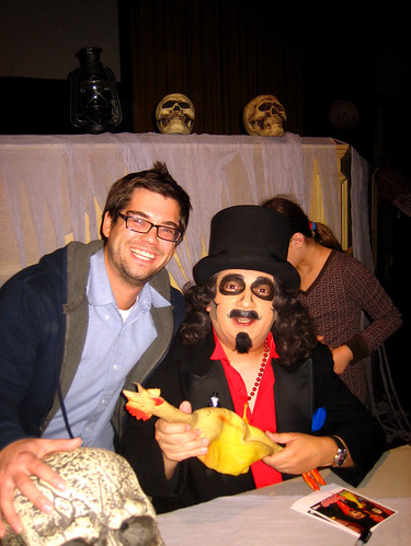 Hayden and Svengoolie