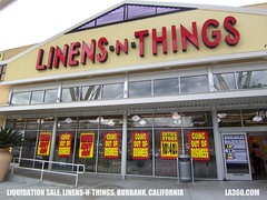 Going Out of Business, Linens-N-Things