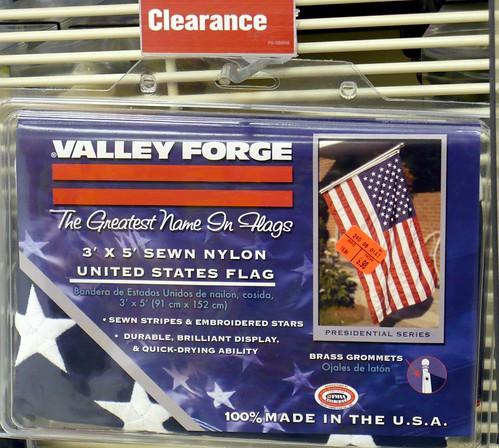 Flag On Sale