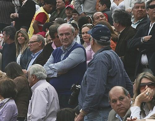 Canciller José Antonio García Belaunde en Acho