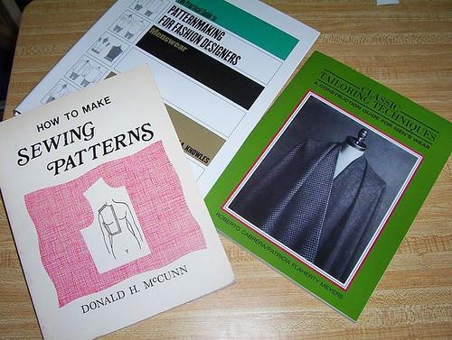 more Patternmaking books