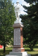 Carberry MB War Memorial
