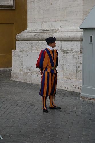 梵蒂岡衛兵