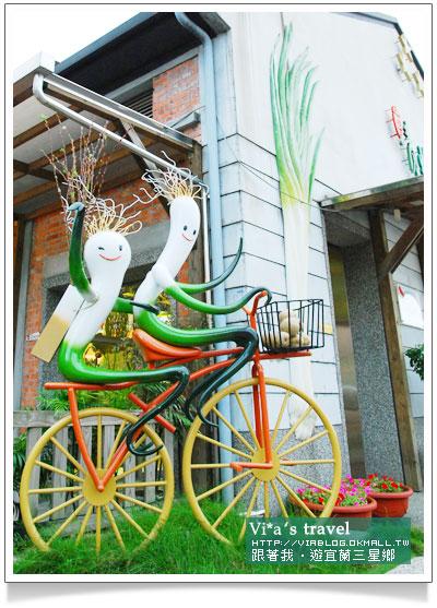 【宜蘭旅遊景點】宜蘭三星鄉 - 青蔥文化館