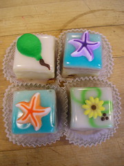 summer petit fours