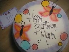 Marin's Cake