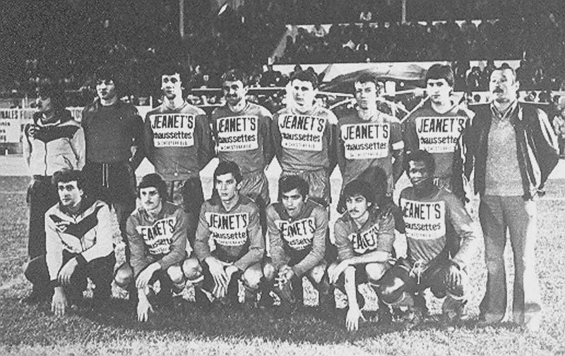 alès 1977-78