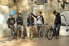 saturday ride/019 (nabiis) Tags: bike magazine graffiti tim udon hawk ken fixed fixie fixedgear bang 2008 interview chek ivp demarco startfromzero klamm saph subcrew nabiis fhai