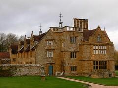 Manor house Ashby St Ledgers