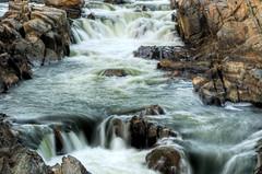 Great Falls (Virginia Side) -> #2 (Leo Druker) Tags: slr nature water weather ilovenature virginia waterfall nikon greatfalls nikkor hdr d300 nikkor18200vr pfogold