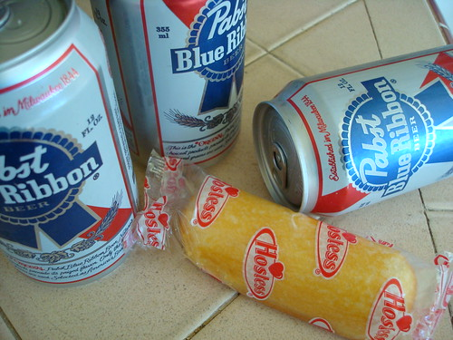 Twinkie #31: Alcohol poisoning