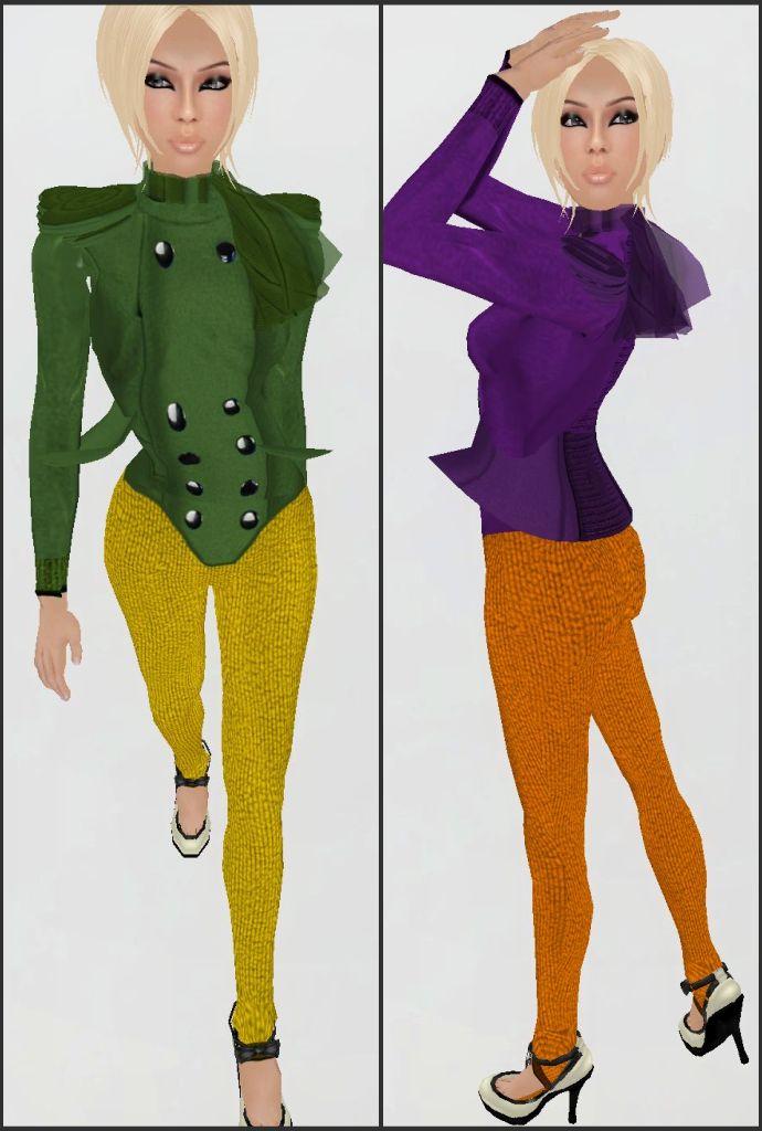 Rahz coats