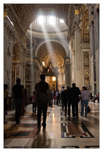 Luz en San Pedro