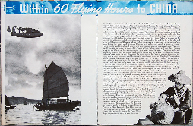 60 Flying Hours to China