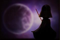 Power of the dark side (Adrıen) Tags: dark star force space side science darth planet wars vader vador