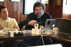 Boston Media Makers 120408