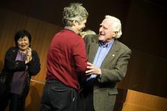 Alan Kay and Doug Engelbart by jeanbaptisteparis, on Flickr