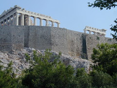 Parthenon closer