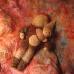 I find this so sweet (haddy2dogs) Tags: felted dolls waldorf etsy auntboosbabies haddy2dogs