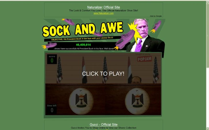 sock and awe