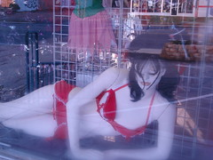 lingerie mannequin