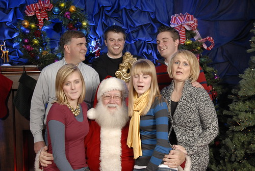 Picture with Santa (3)