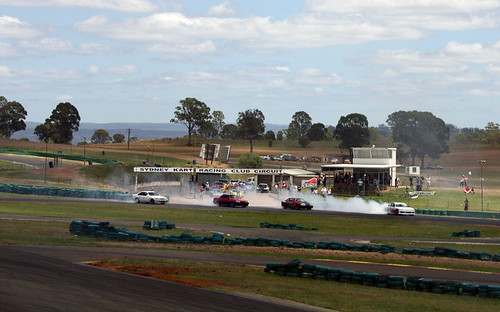 Kid's Race day at Oran Park. 3130614347_008bb62a71