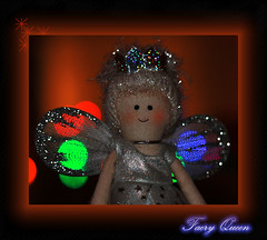 Faery Queen (inky2008.....) Tags: glitter decoration sparkle fairy faery bling inspire soe blueribbonwinner otw christmasfairy abigfave goldstaraward rubyphotography jediphotographer dragonflyawards