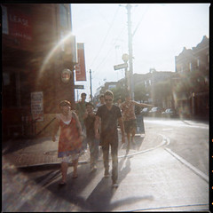 (Desika Devic) Tags: summer toronto 120 mediumformat holga nikon with taken lightleak wasnt