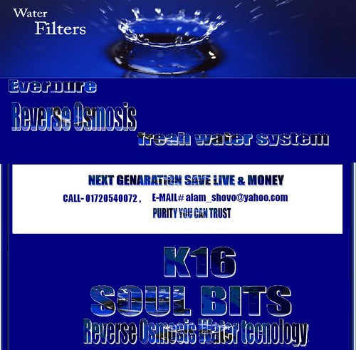 KSSB implement a new product that Reverse Osmosis Systems for pure drinking water.