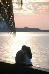 DND (OneVish) Tags: love makingout romanticsunset