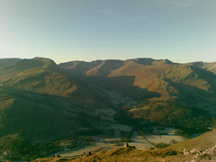 Helvellyn from Place Fell