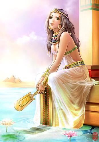 Egyptian by Huei-Li Chen