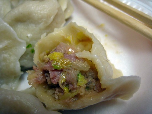 Cabbage & Pork Dumpling