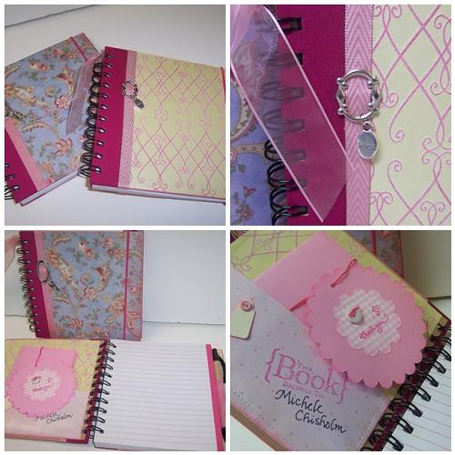 Pretty Journals