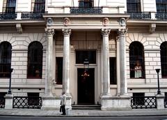 Exterior Front, Oxford Cambridge Club, Pall Mall near St. James Square, London (Indiana Jonsmo) Tags: england london club university oxford