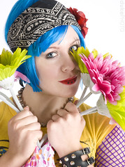 xandra in bloom (matt duke) Tags: flowers portrait color explored interestingness315 xabdra mattdukephoto