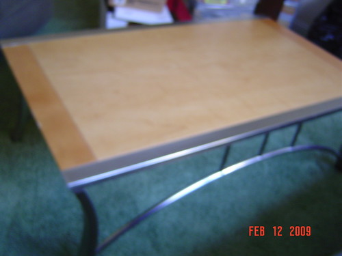 Matching Coffee/Side Table Set - $130 OBO