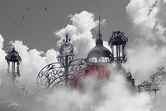 Eclaircie sur la Villa Ernst (andrewagner) Tags: lighting sky clouds