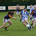 Ballyboden captain Jessica Nugent strikes for goal in Div 1 Final