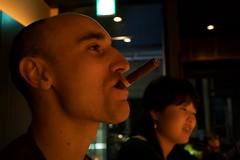 Cigar Bar Supernova 5/16/2009
