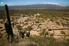 Vestige d'un peuple exterminé par les espagnol (Ruines de Quilmes, Argentine, avril 2009)