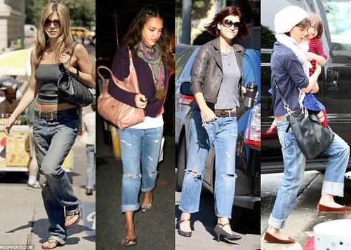 modelos de calças boyfriend 2011