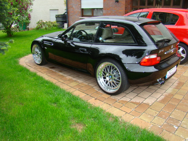 M54B30 Z3 Coupe | Jet Black | Beige