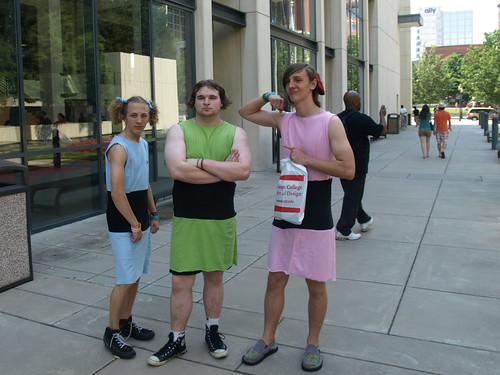 Powder Puff GIrls